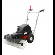 Schnee- und Schmutzkehrmaschine Limpar Akku 25 Made in Germany