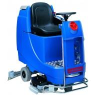 Mietmaschine Aufsitz-Nassreinigungsmaschine