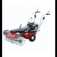 Schnee- und Schmutzkehrmaschine Limpar 102 Made in Germany