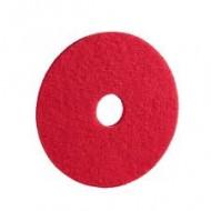 Superpad rot 355 mm 14 Zoll = 5 Stück