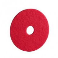 Superpad rot 410 mm 16 Zoll = 5 Stück