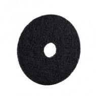 Superpad schwarz 480 mm 19 Zoll = 5 Stück